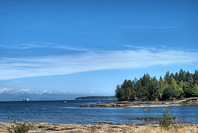 """Newcastle Island Marine Provincial Park - Nanaimo, BC, Canada Visit our blog """"Looking Back"""" for the story behind the photo."""