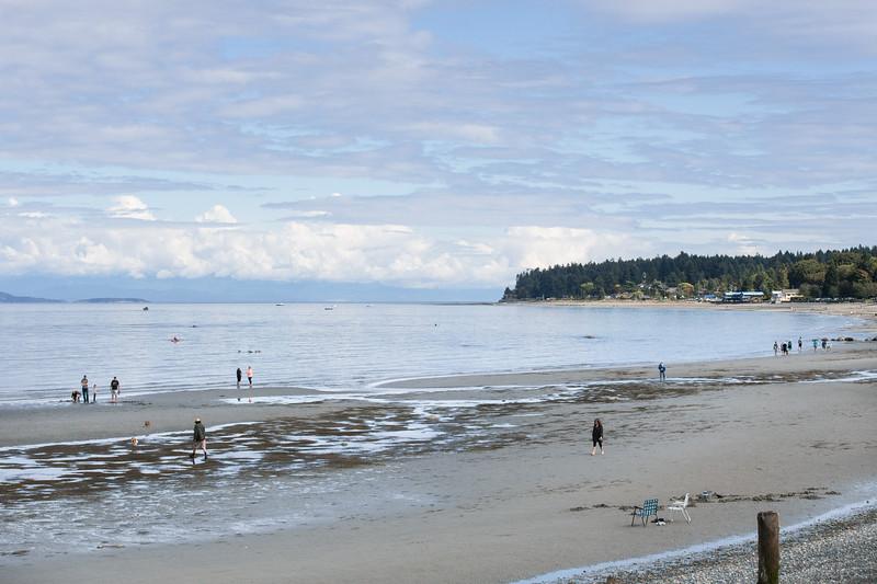 Qualicum Beach, Vancouver Island, British Columbia, Canada