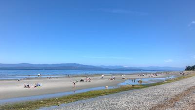 Qualicum Beach, Vancouver Island, BC, Canada