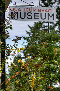 "Qualicum Beach Museum - Qualicum Beach, Vancouver Island, BC, Canada  Please visit our blog ""Qualicum Beach Museum"" for the story behind the photo."