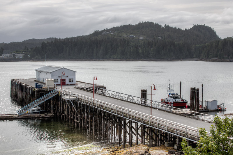Port Hardy - Vancouver Island, British Columbia, Canada