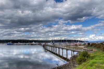Harbor - Port McNeill, Vancouver Island, British Columbia, Canada