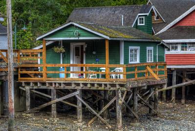 Telegraph Cove - Vancouver Island, British Columbia, Canada