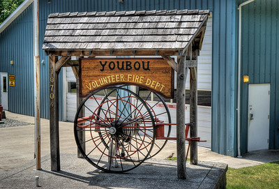 """Youbou - Vancouver Island, BC, Canada Visit our blog """"A Tiny Logging Town"""" for the story behind the photo."""