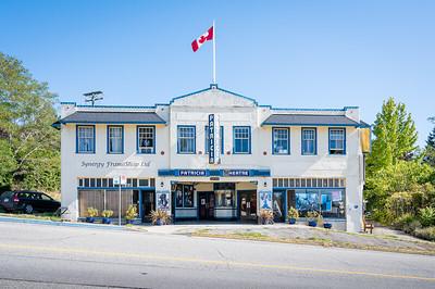 The Patricia theatre, Powell River BC