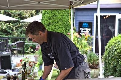 Rocky Creek Winery - Cowichan Wine & Culinary Festival 2013 - Cowichan Valley, BC, Canada