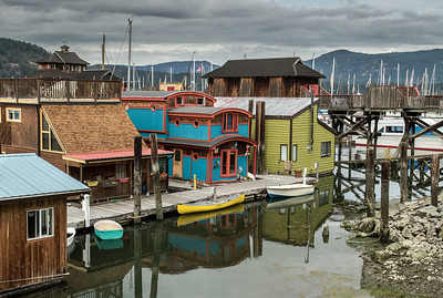 Cowichan Bay Harbour