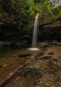 Stocking Creek Falls IV
