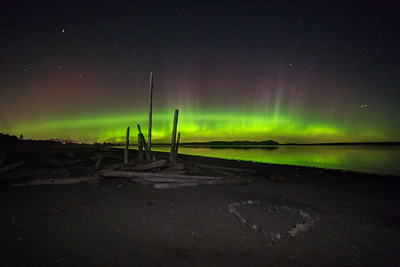 Island View Dancing Lights