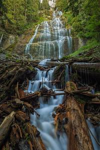 Bridal Falls Snags