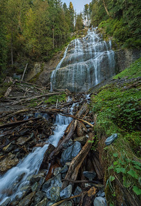 Bridal Falls Right