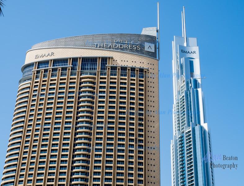 Hi-rise Buildings, Dubai