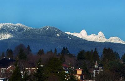 Grouse Mountain BC