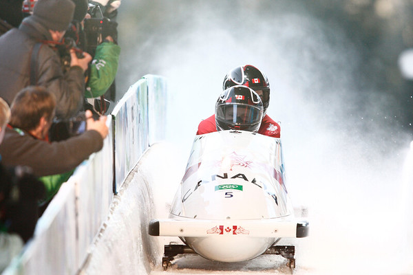 10th day Luge racing