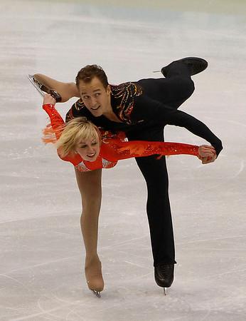 3rd day Ice Hockey & couple Ice dancing