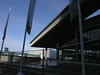 "NV10 Samsung & Olympus8080 camera The stunning ""Esplanade hugging the Convention Center has turned into a Showcase of "" physical protectionisme"" What is there to protect. Thousands of m2 of concrete flooring and a gorgeous view NOTHING else. What ever they plan on doing there is sure the ""wrong"" choice of place."