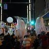 """Impromptu"" street party. Granville road"