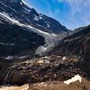 Angel Glacier, Mount Edith Cavell