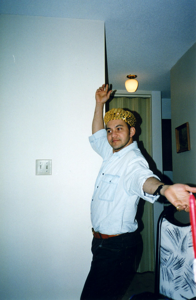 New Years Eve 1995