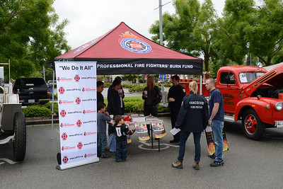Burn Fund Vancouver Fire & Rescue IAFF18