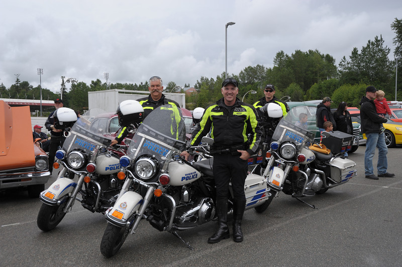 VPD Motorcycle Drill Team
