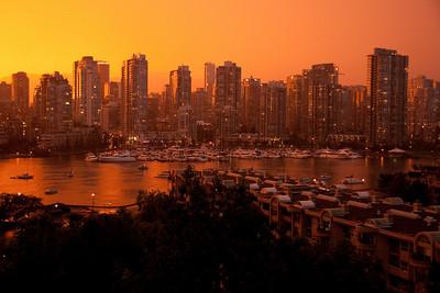 False Creek Vancouver July 25th 2009