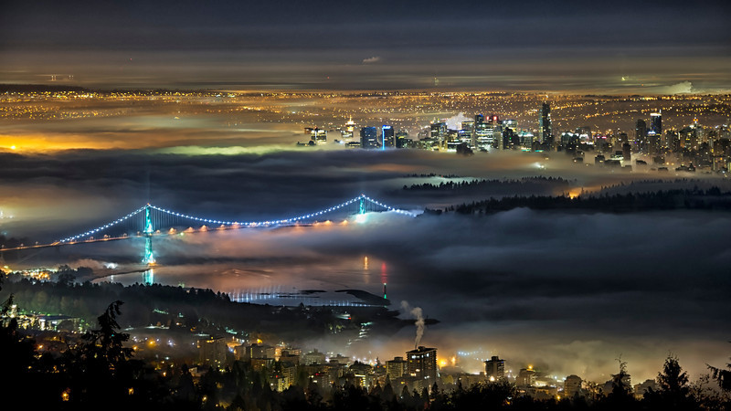 Vancouver Fog 2