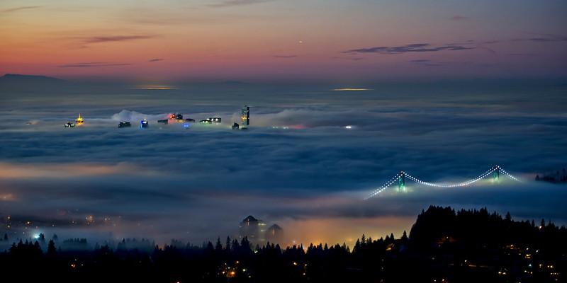 Vancouver Colours