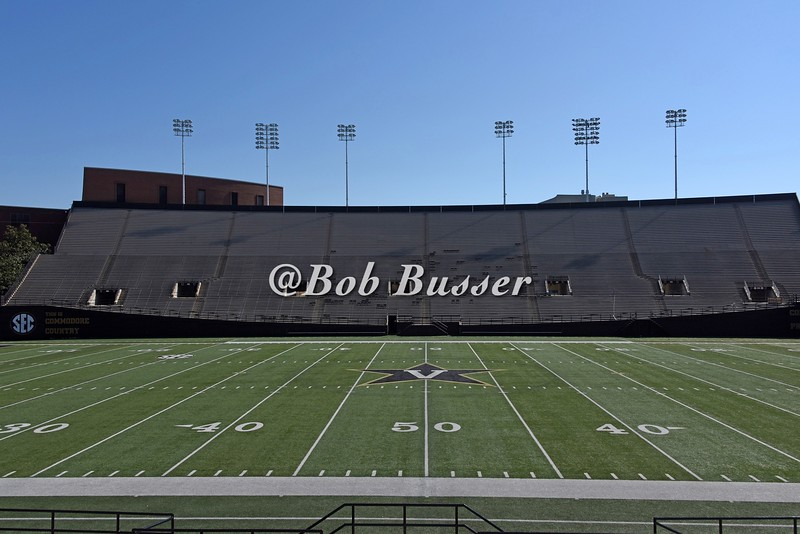 Vanderbilt University Vanderbilt Stadium Pt2 Nashville