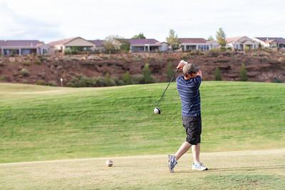 Golfing at SunRiver