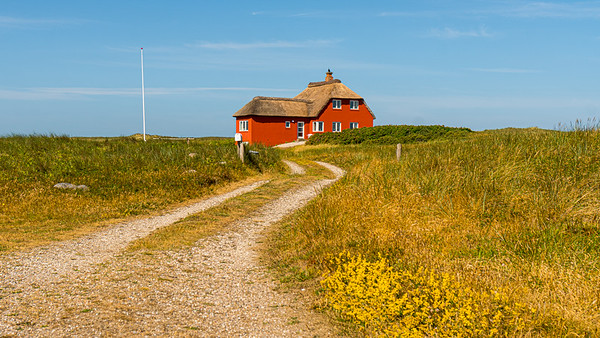Dag 5. Buldbjerg - Vigsø feriecenter.