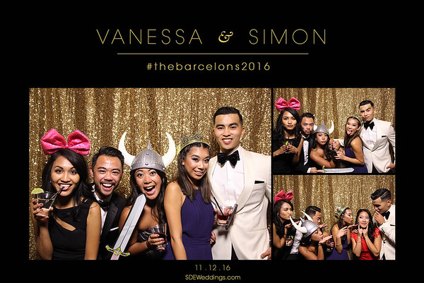 Vanessa + Simon (11/12/2016)
