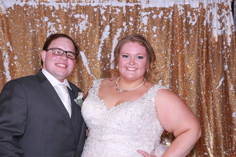 Vanessa and Nic's wedding