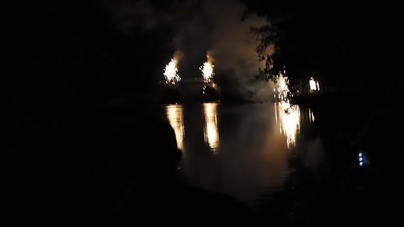 Fireworks - Moret sur Loing