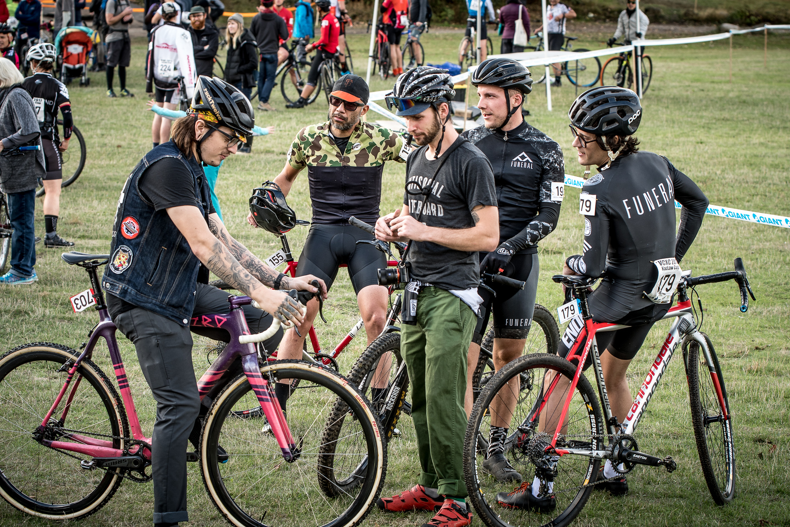 Vanier Park CX 2017. Photo by: Scott Robarts