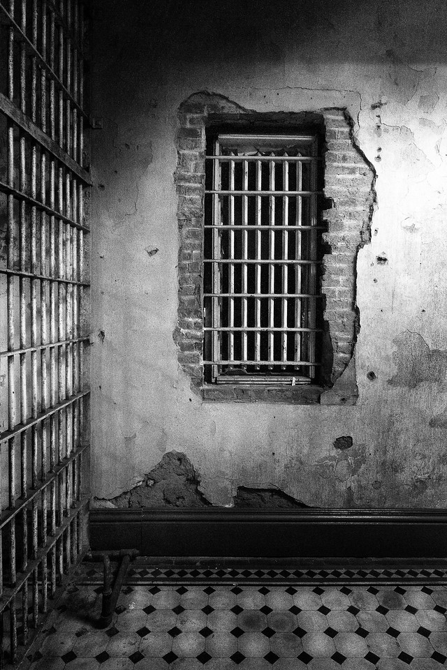 West Virginia State Penitentiary; Moundsville; West Virginia; USA