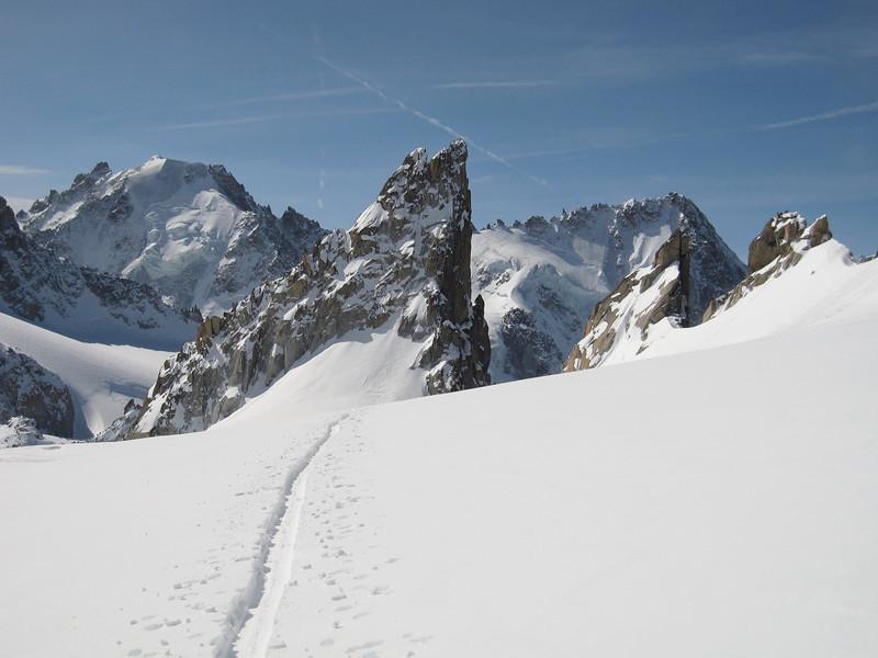 Chamonix 2011 | Ledovec Trient