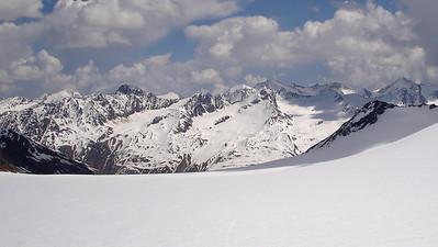 Skialpy Otztal 2005