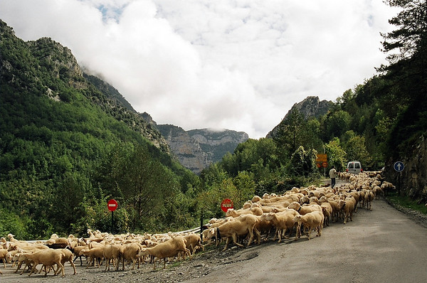 Národní park Ordesa y Monte Perdido