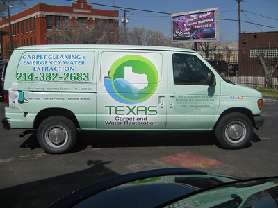 Texas Carpet and Water Restoration, Dallas, TX