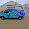Texas Fiberglass Pools, '04 Chevy Express, Dallas, TX