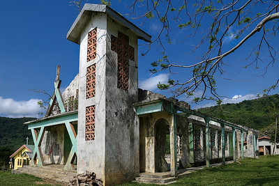 The Old Church, Latano, Pentecost Island