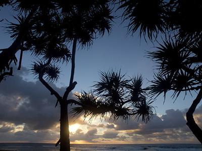 Tanna sunrise