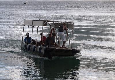Hideway Island Ferry