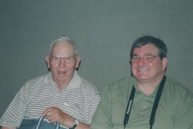 Robert and Jeff, Ames IA (6 July 2003)