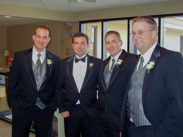 Vince & Lisen's Wedding, Olathe KS (November 2005)