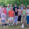 Milford and Betty's Family, Jester State Park (1 July 2006)