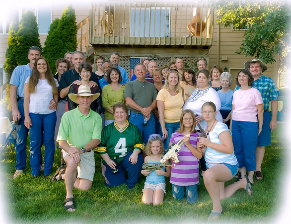 Our 3rd Anniversary, 7018 HPC (August 2007)