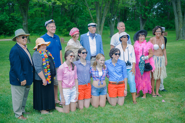 Norman and Marj's Family (Charles), Centerville IA (16 June 2012)