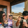 Coral Sees Goldfield Ghost Town, Apache Junction AZ (January 2014)